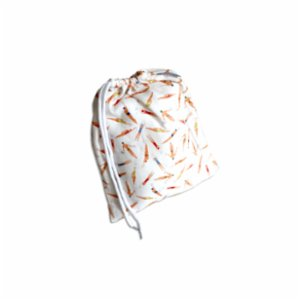 Mardi Matin  Swimmers Muslin Pouch
