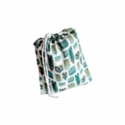 Mardi Matin  Holiday Home Muslin Pouch