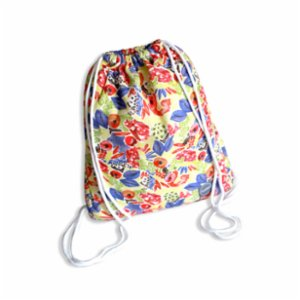 Mardi Matin  Spring Flowers Backpack