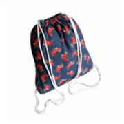 Mardi Matin  Red Parrot Backpack