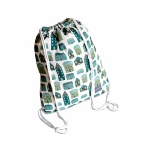 Mardi Matin  Holiday Home Backpack