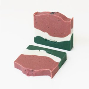 Bondia Soap Co.  Vegan Watermelon Soap