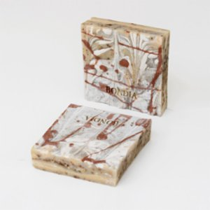 Bondia Soap Co.  Vegan It's Art Baby-beige Soap