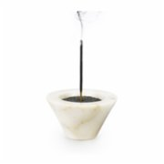 Coho Objet  Magma Cave Marble Incense Bowl