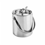 Carrol Boyes  Ice Bucket & Handle - New Leaf