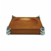 Carrol Boyes  Wooden Serving Bowl - Man