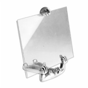 Carrol Boyes  Picture Frame Small-Sumo/Clip