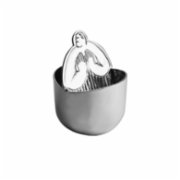 Carrol Boyes  Ashtray And Lıd - Butt Out!