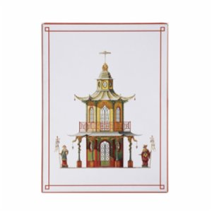 Libretto  Pagodas - Boxed Note Cards