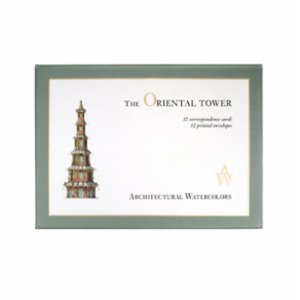 Libretto  The Oriental Tower - Boxed correspondence cards