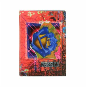 Libretto  A6 Rose Garden - Layflat notebook