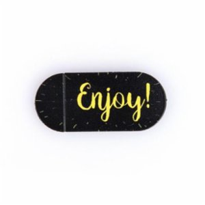 Funsy  Sliding Webcam Cover | Enjoy