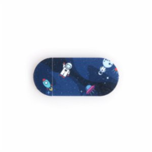 Funsy  Sliding Webcam Cover | Cosmos