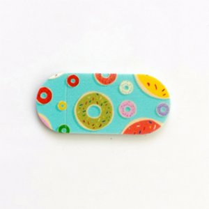 Funsy  Sliding Webcam Cover | Donuts