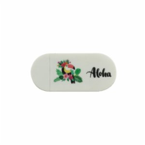 Funsy  Sliding Webcam Cover | Aloha