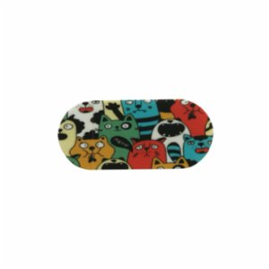 Funsy  Sliding Webcam Cover | Cats