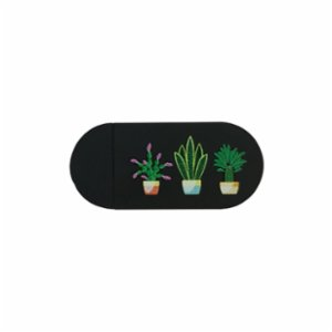 Funsy  Sliding Webcam Cover | Cactus