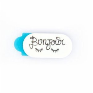 Funsy  Sliding Webcam Cover | Bonjour Mini