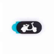 Funsy  Sliding Webcam Cover | Scooter Mini