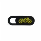 Funsy Sliding Webcam Cover | Motorcycle Mini