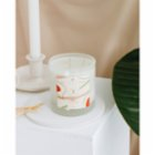 Candle and Friends No.2 Red Iris Double Wick Glass Candle