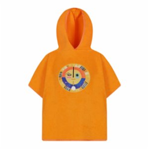 All Of Chrome  Sun Year Baby Terry Poncho