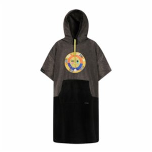 All Of Chrome  Sun Year Terry Poncho