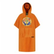 All Of Chrome  Sun Year Terry Unisex Poncho
