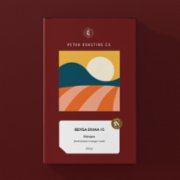 Petra Roasting Co.  Ethiopia - Bensa Diima Coffee  250 G