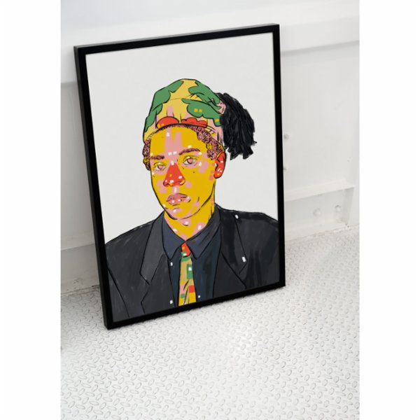 Haus+ Basquiat -  Canvas