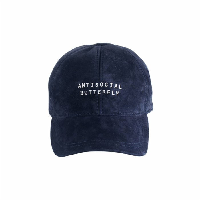 Bassigue Antisocial Butterfly Hat