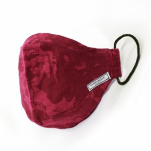 Endemique Studio  The Mask Red Wine Washable Face Mask