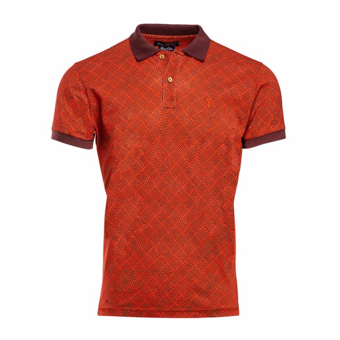 Port Royale	 Polo Shirt Digital Print
