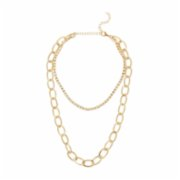 Miklan Istanbul  Icona 2 Layered Necklace