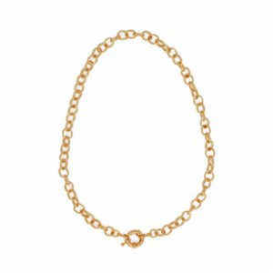 Miklan Istanbul  Rope Chain Necklace