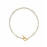 Miklan Istanbul  Pearl Gold Necklace