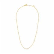 Miklan Istanbul  Grand Pearl Gold Necklace