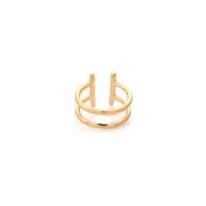 Miklan Istanbul  Double Band Ring