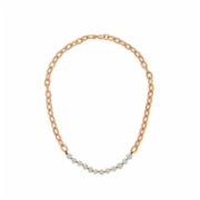 Miklan Istanbul  Juliet Pearl Gold Necklace