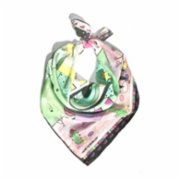 Be Mine Design  Falling Angels Silk Bandana