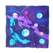 Be Mine Design  Zodiac Stories Silk Bandana