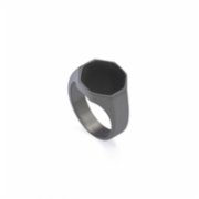 Atolyewolf  Octagon Ring