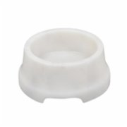 Minval  Joey Small Marble Pet Bowl