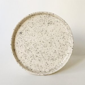 Lykke Ceramic  Speckled Plate