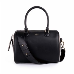 Noula  Leather Duffle Bag
