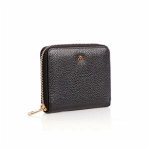 Noula  Iris Zip Around Leather Wallet