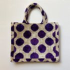 pharestudio Ikat Tote Bag