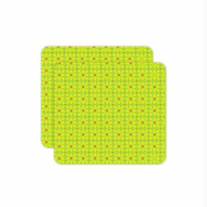 3rd Culture  Set of 2 Duafe Placemats