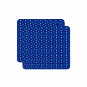 3rd Culture  Set of 2 Duafe Placemats - I