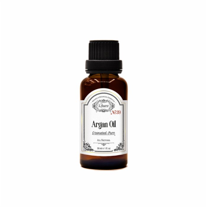 Rosece Argan Oil / Ozonated Pure